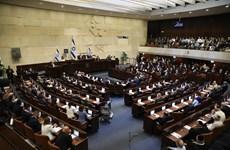 Israel có thể tiến hành bầu cử quốc hội lần hai do bế tắc chính trị