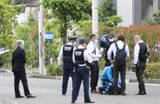 Thủ tướng Nhật yêu cầu đảm bảo an toàn cho học sinh sau vụ đâm dao