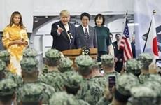 Tổng thống Trump muốn hiện đại hóa quân đội để bảo vệ Mỹ và đồng minh