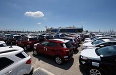 Doanh số bán ôtô của Mỹ ước giảm 2,1% trong tháng Năm