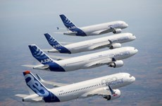 Airbus thách thức thế độc tôn của Mỹ trong ngành hàng không dân dụng