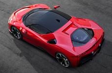 """Ferrari ra mắt """"siêu quái vật"""" sử dụng công nghệ hybrid SF90 Stradale"""