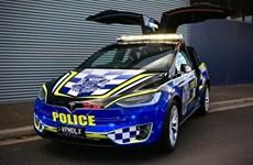 Cảnh sát Australia đưa xe điện Tesla vào lực lượng tuần tra