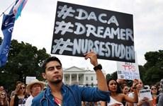 """Hạ viện Mỹ thông qua dự luật bảo vệ thế hệ nhập cư """"Dreamers"""""""