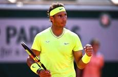 """Những con số thú vị trước """"đại chiến"""" Nadal-Federer ở Roland Garros"""