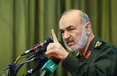 """Iran """"gửi thông điệp"""" tới Mỹ bằng vụ bắn hạ máy bay không người lái"""