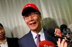 Chủ tịch Foxconn Terry Gou xin từ chức để làm chính trị