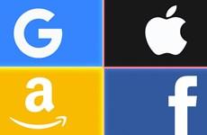 Nghị sỹ Mỹ yêu cầu công khai thông tin về các tập đoàn công nghệ lớn