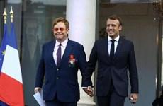 Elton John kêu gọi cộng đồng quốc tế chung tay đẩy lùi HIV/AIDS