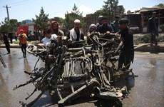 Đọ súng dữ dội tại miền Đông Afghanistan, nhiều người thiệt mạng