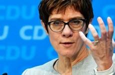 Đức: Chủ tịch CDU bác bỏ việc liên minh với đảng dân túy AfD