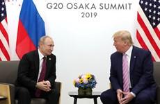 Tổng thống Putin và Tổng thống Trump hội đàm tới 1 giờ 20 phút