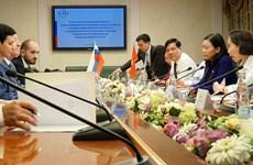 Giám sát việc thực hiện các điều ước quốc tế giữa Việt Nam và Nga