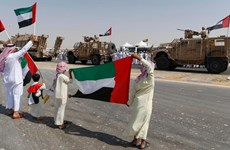 UAE giảm hiện diện quân sự tại Yemen do căng thẳng Mỹ-Iran