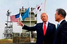 """Tổng thống Trump: """"Bán đảo Triều Tiên là một thế giới hoàn toàn khác"""""""