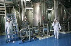 Tổng thống Pháp kêu gọi Iran giảm bớt dự trữ urani làm giàu