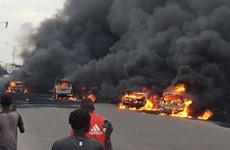 Nigeria: Nổ xe chở dầu, ít nhất 60 người thương vong