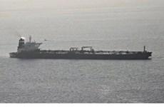 Gibraltar bắt giữ một tàu bị nghi chở dầu thô đến Syria