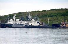 Nga: Tàu lặn bị cháy chạy bằng năng lượng hạt nhân