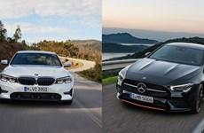 Đức: BMW hợp tác với Daimler AG phát triển hệ thống xe tự lái