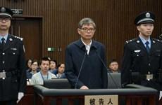 Cựu Tổng giám đốc Tập đoàn Công nghiệp Đóng tàu Trung Quốc bị phạt tù