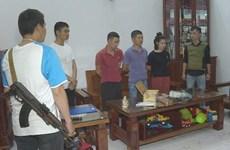 Đắk Lắk: Đột kích 27 tụ điểm tổ chức đánh bạc dưới hình thức lô đề