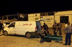 Hội đồng Bảo an lên án vụ tấn công trại di cư Libya, kêu gọi ngừng bắn