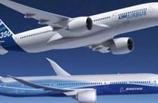 Airbus có thể sẽ vượt Boeing về doanh số trong năm 2019