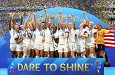 """Mỹ tiếp tục """"xưng bá"""" tại World Cup nữ với chức vô địch lần thứ tư"""