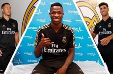 Real Madrid bắt đầu ngày tập trung đầu tiên...trong bệnh viện