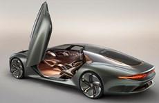 Bentley ra mắt mẫu concept xe điện siêu sang EXP 100 GT