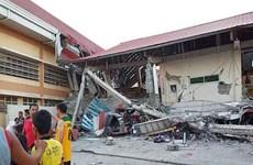 Động đất mạnh tại miền Nam Philippines, nhiều người bị thương