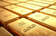 Giá vàng thế giới giảm sau những tín hiệu từ kinh tế Trung Quốc