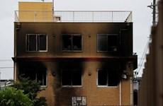 Cảnh sát Nhật Bản xác định danh tính nghi can vụ đốt xưởng phim