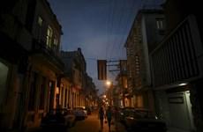 Chính phủ Cuba trấn an người dân trước tình trạng thiếu điện
