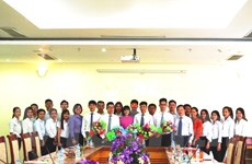 Đảng bộ tại Campuchia chú trọng công tác phát triển đảng