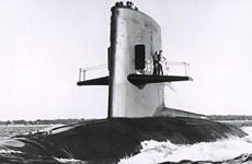 Pháp tìm thấy tàu ngầm mất tích từ năm 1968 tại Địa Trung Hải