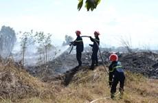 Đà Nẵng cảnh báo nguy cơ cháy lớn từ việc đốt rác, đốt cỏ