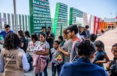 Mexico cứu 150 người di cư bị đưa lậu trên đường tới Mỹ