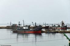 Triều Tiên bắt giữ thủy thủ đoàn trên một tàu đánh cá Nga