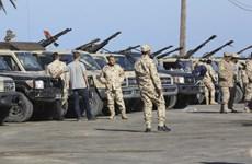 Libya: Lực lượng an ninh bắt giữ nhiều thủ lĩnh al-Qaeda
