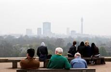 Anh: Báo động tình trạng ô nhiễm không khí tại nhiều khu vực ở London