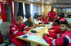 Ấn Độ, Nga và Philippines được gặp thủy thủ đoàn trên tàu Stena Impero