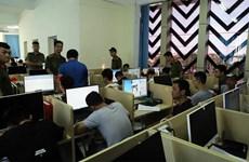 Công an Hải Phòng điều tra đường dây đánh bạc quốc tế
