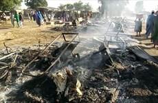 [Video] Tấn công đẫm máu tại Nigeria, 65 người thiệt mạng