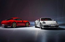 Porsche trình làng mẫu xe 911 Carrera mới với giá chỉ từ 100.000 USD