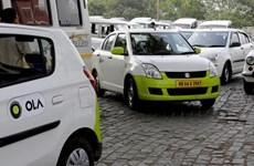 Ấn Độ cho phép các công ty taxi thuê lại xe điện không sử dụng