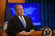 Mỹ chính thức rút khỏi hiệp ước INF về kiểm soát vũ khí