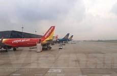 Hàng loạt chuyến bay bị hủy do ảnh hưởng của bão số 3