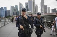 Singapore tăng cường an ninh trước dịp kỷ niệm Quốc khánh